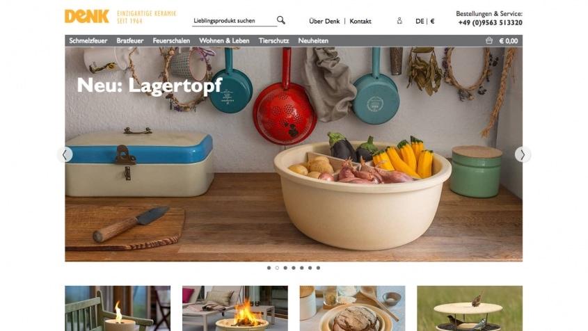 Denk Keramik - gn2 - Ihre Internetagentur in Coburg